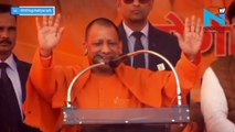 Arvind Kejriwal reciting Hanuman Chalisa, Owaisi too will follow suit: UP CM Yogi Adityanath