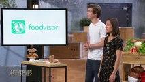 Qui veut être mon associé ? sur M6: Foodvisor, l'appli qui analyse vos assiettes
