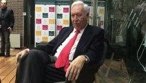 Entrevista José Manuel García-Margallo