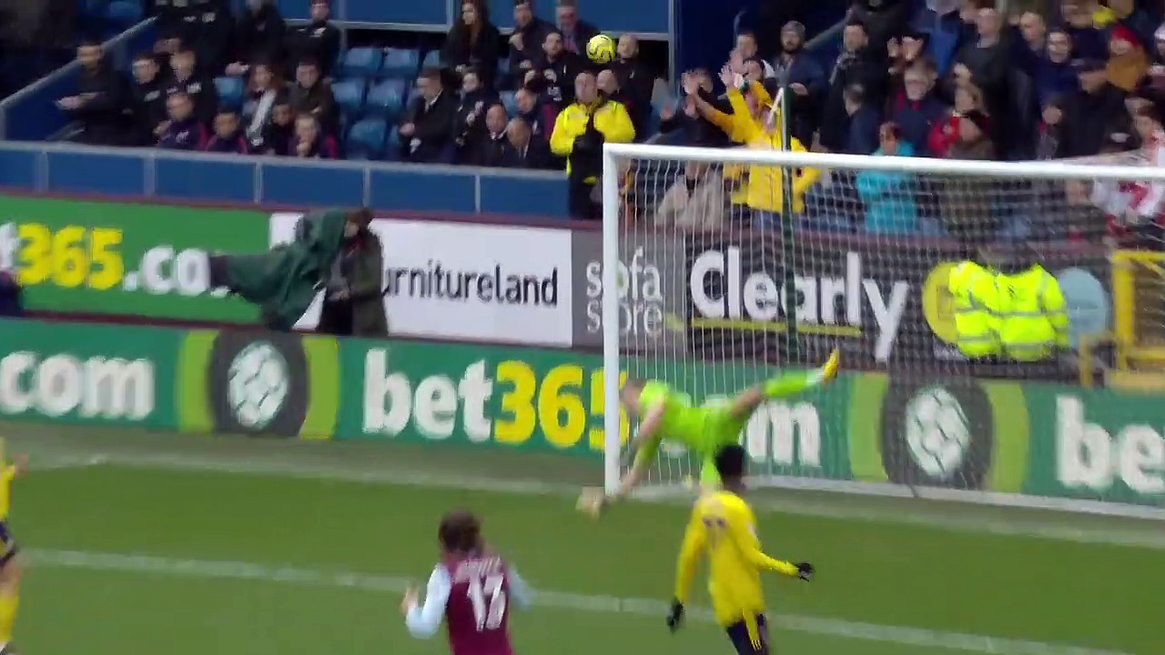 Burnley - Arsenal (0-0) - Maç Özeti - Premier League 2019/20