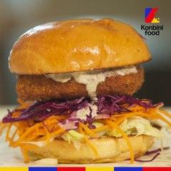 PLAT DU JOUR : le burger de chez PiouPiou!