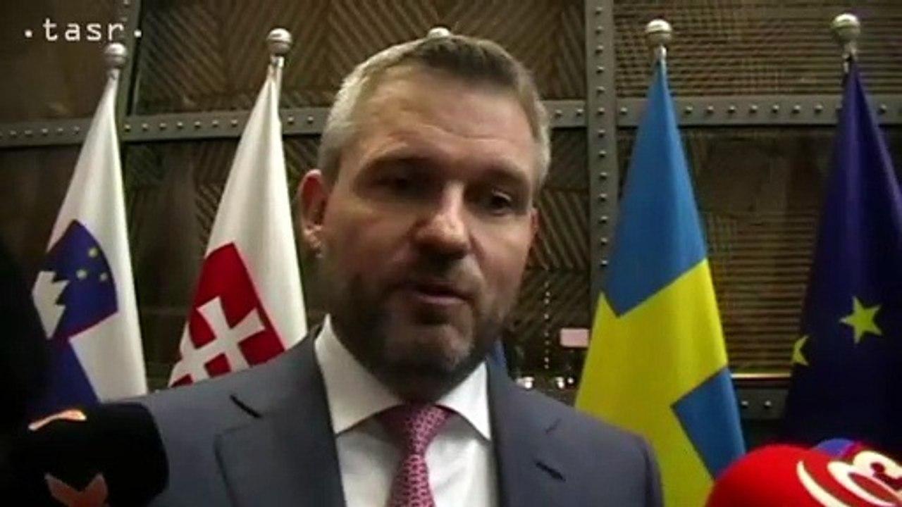 P. Pellegrini o svojej  neúčasti na prvej časti rozpočtového summitu EÚ