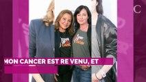 Shannen Doherty révèle en pleurs être atteinte d'un cancer au stade avancé