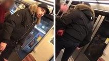 Une touriste se fait frapper dans le métro