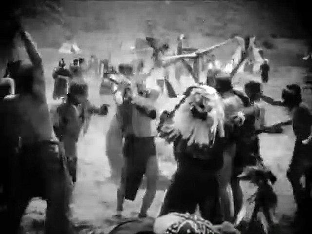 D. W. Griffith: The Battle at Elderbush Gulch (1913)