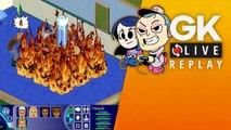 [GK Live Replay] Noddus et Luma font vivre (et mourir) la famille GK dans le premier opus des Sims