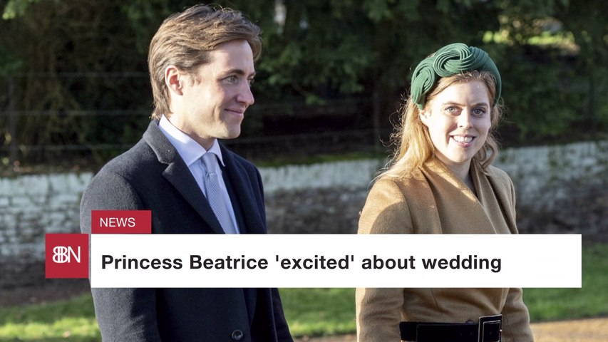Princess Beatrice Is Ready For Her Wedding