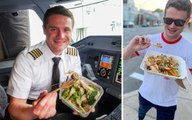 This Vegan Pilot Is on a Quest to Help Travelers Eat Healthier While Flying