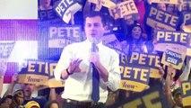 Primaire démocrate aux États-Unis : Pete Buttigieg, un challenger au nom imprononçable