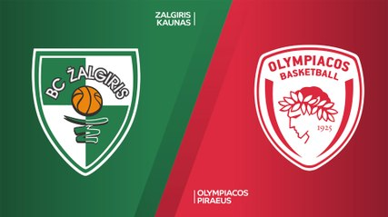 EuroLeague 2019-20 Highlights Regular Season Round 23 video: Zalgiris 94-69 Olympiacos
