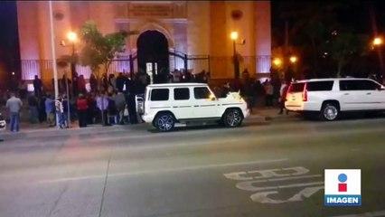 Cierran Catedral de Culiacán para boda de la hija de 'El Chapo'