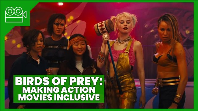 Birds of Prey - Making Action Movies Inclusive