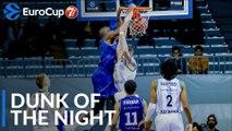 7DAYS EuroCup Dunk of the Night: Moussa Diagne, MoraBanc Andorra