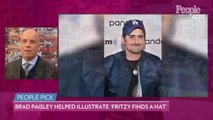 Scott Hamilton Shares Why Brad Paisley Illustrated His New Children's Book: 'He's an Artist'