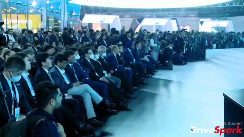 Maruti Suzuki Unveils New Models At Auto Expo 2020