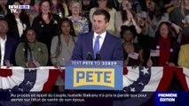 Primaire démocrate: Pete Buttigieg en tête dans l'Iowa devant Bernie Sanders, selon des résultats partiels