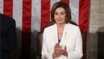 Nancy Pelosi Broke Tradition During State Of The Union Address