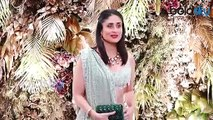 Kareena Kapoor & Karishma Kapoor looks Glamorous at Armaan's Wedding Reception   Boldsky