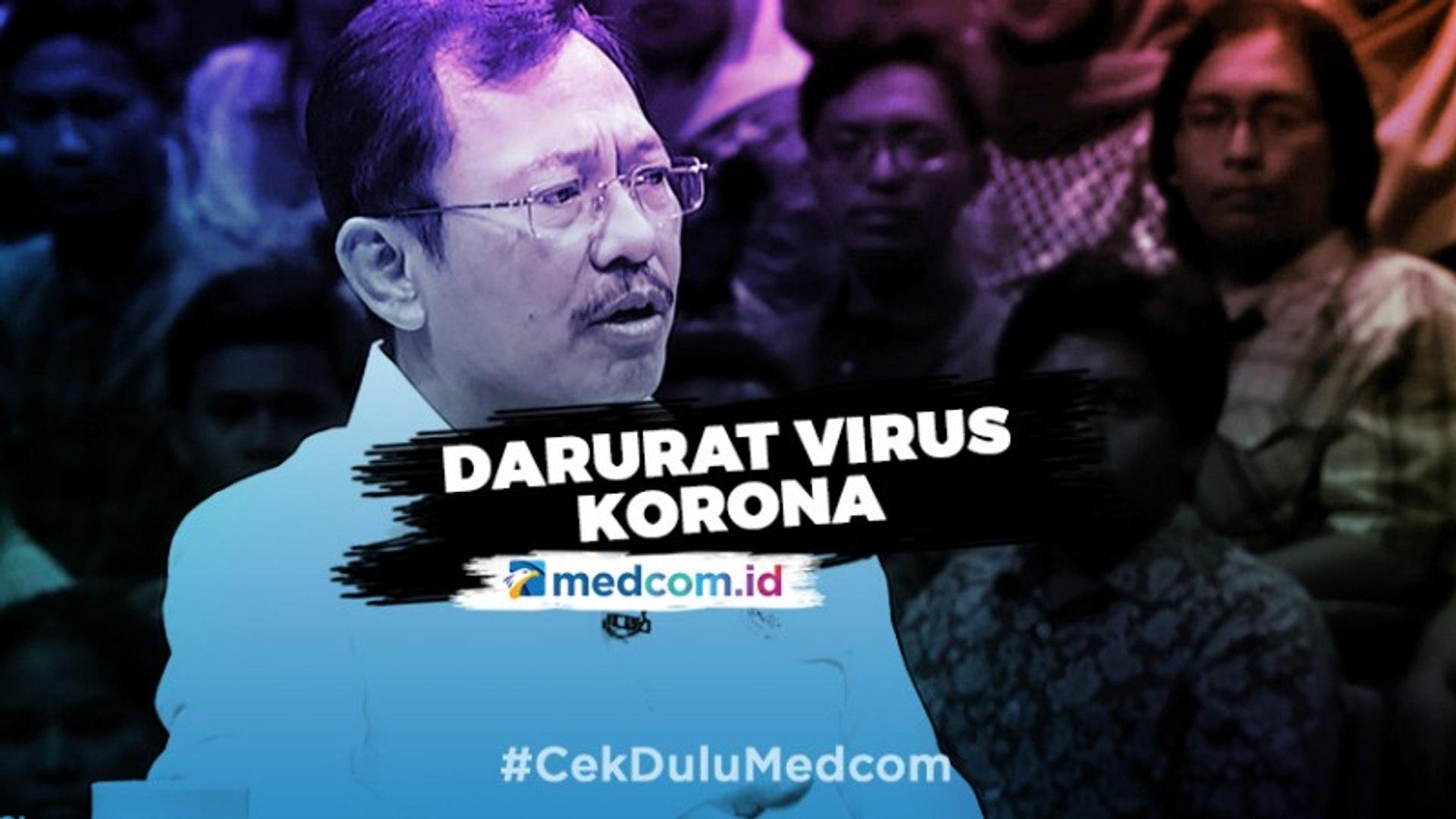 Highlight Opsi - Darurat Virus Corona