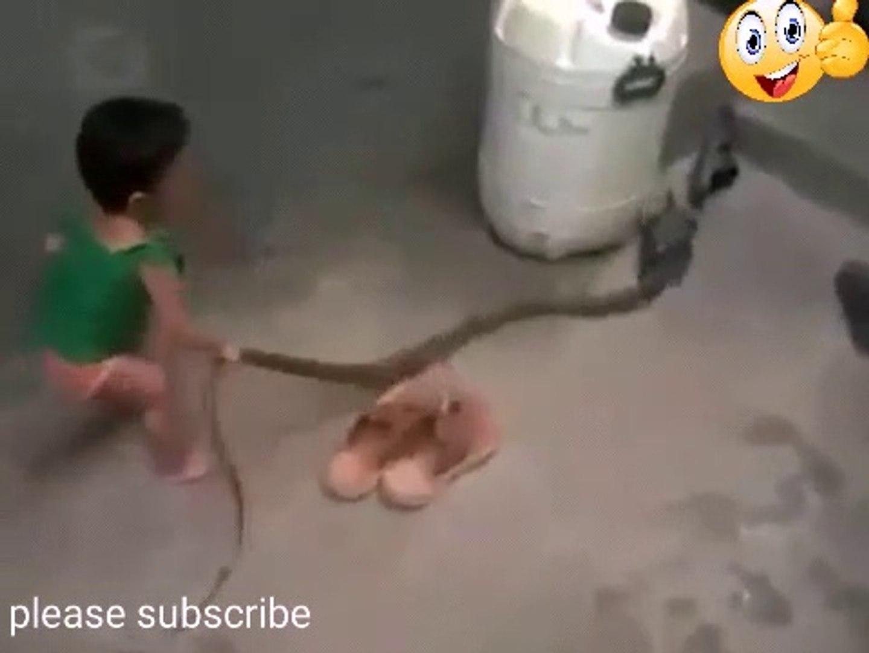 Snake kid play 2020