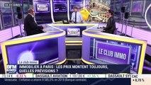 Le club BFM immo (1/2): Immobilier à Paris, les prix montent toujours - 05/02