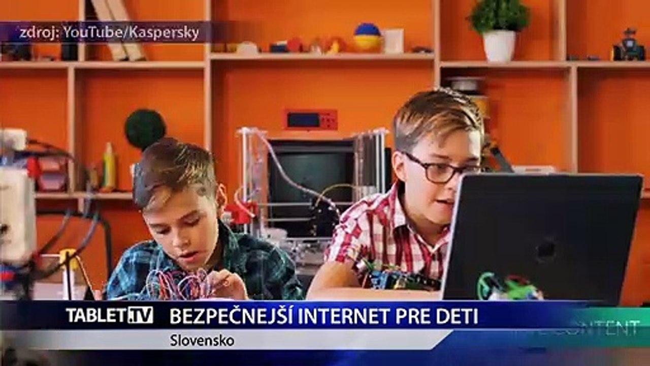 Až 4 z 5 rodičov sa obáva o online bezpečnosť svojich detí