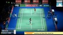 PUSARLA V. Sindhu vs Chen Yufei - SF World Badminton Championship 2019