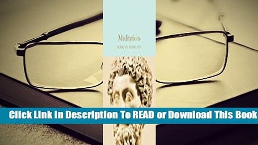 [Read] Meditations  For Free