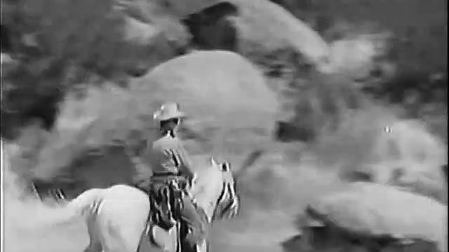 "Classic TV - The Lone Ranger -  ""The Lone Ranger Fights On""  (1949)"