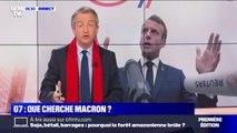 """ÉDITO - Avec la visite du ministre iranien à Biarritz, """"Emmanuel Macron a réussi un coup politique"""""""