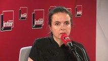 """Amélie Nothomb : """"Quand on peut dire en quoi on a la foi, ça n'a aucun intérêt : j'ai la foi, je sens ça, c'est un courant vertical qui me parcourt depuis toujours"""""""