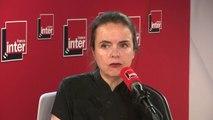 """Amélie Nothomb : """"Quand on est en état de soif, on éprouve quelque chose qui est exactement l'élan mystique"""""""