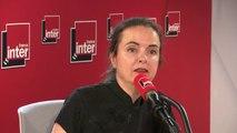 """Amélie Nothomb : """"Quand j'étais petite, j'étais infiniment moins moderne que maintenant : je me suis arrangé depuis, maintenant j'écoute du metal, quand j'étais petite j'écoutais des chants grégoriens"""""""