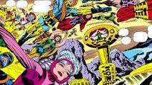 Marvel- ¿Quienes son 'The Eternals'- -Explicación detallada-