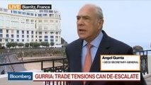 OECD's Gurria on U.S.-China Trade War, Global Economy