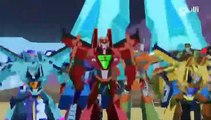 Transformers Cyberverse - Saison 2, Episode 4 Votre cible Optimus Prime