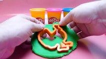 247.Play-Doh Clay Animal DIY Molds