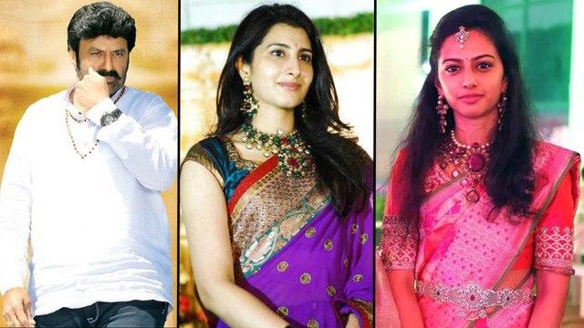 Reason Why Balakrishna Daughters Didn't Enter Into Tollywood    Filmibeat Telugu