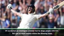Stokes is a freak - Root