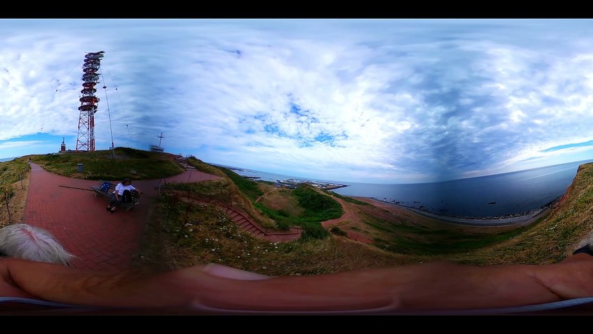 Helgoland-im Oberland-360 Grad Video