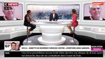 Morandini Live : émue, Babette de Rozières s'en prend à Joséphine ange gardien (vidéo)