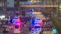 Contestation à Hong Kong : canon à eau et gaz lacrymogènes contre les manifestants