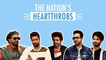 Bollywood's Heartthrobs Tell All: Ranveer Singh, Kartik Aaryan, Vicky Kaushal And More