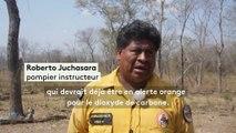 Amazonie : la forêt brûle aussi en Bolivie