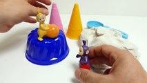 Magic Sand Ice Cream Cones for Laa Laa & Tinky Winky