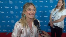 D23 Expo 2019:  Hilary Duff