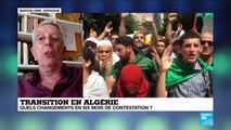 """6 mois de contestation en Algérie - """"une volonté profonde de changement"""" analyse Francis Ghilès"""