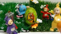 Teletubbies with Surprise EGG Scooby Doo