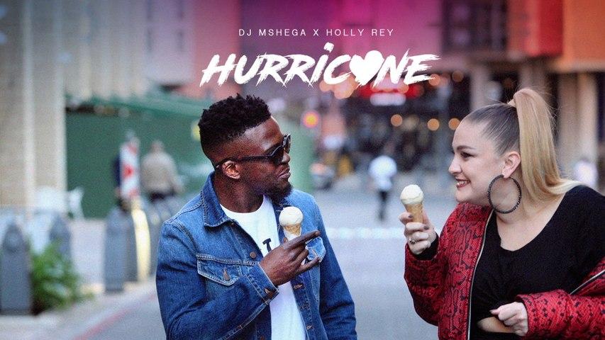 DJ Mshega - Hurricane