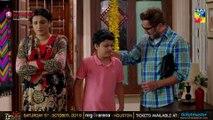 Resham Gali Ki Husna Episode #06 HUM TV Drama 25 August 2019